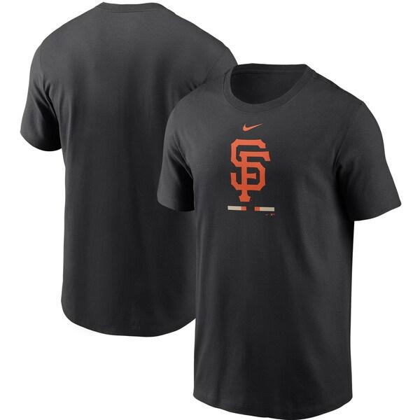 あす楽対応 MLB x 感謝価格 Nike チームロゴグラフィックTシャツ サンフランシスコ ジャイアンツ レガシー ブラック NEW売り切れる前に☆ Tシャツ OCSL ナイキ