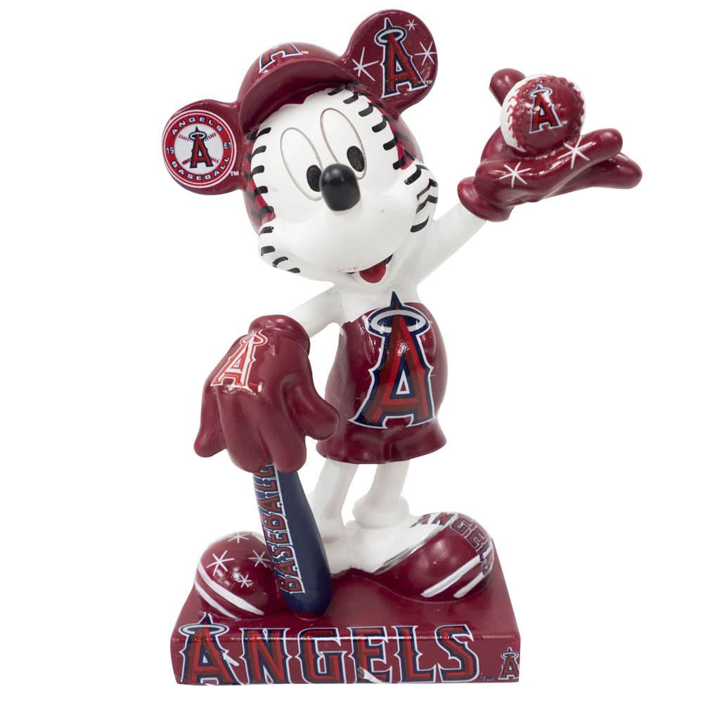 MLB ロサンゼルス・エンゼルス フィギュア 2016 Angel Stadium 50th Anniversary Mickey Mouse Bobblehead SGA