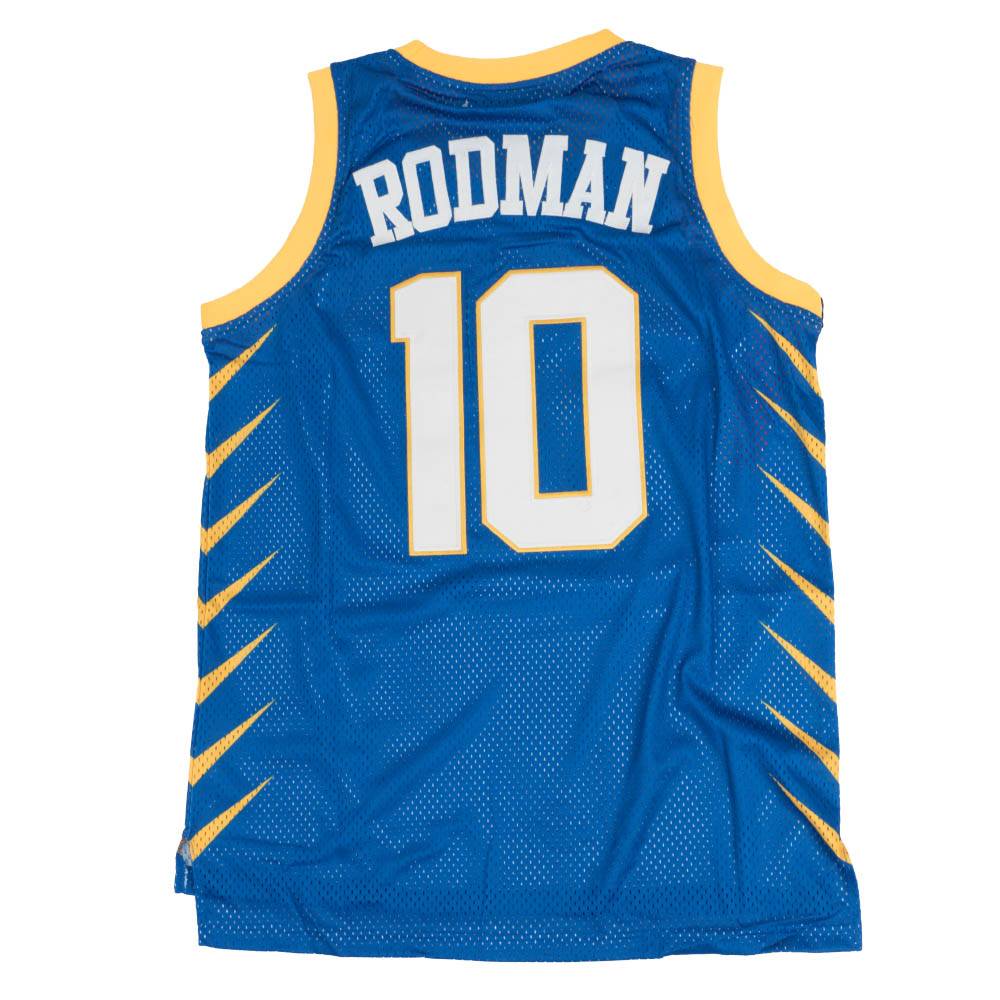 サマーセール NBA デニス・ロッドマン サウス・オーク・クリフ ハイスクール ユニフォーム/ジャージ Headgear Classics