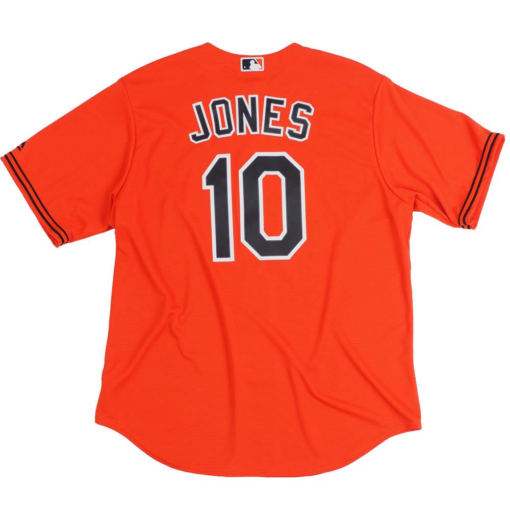 MLB アダム・ジョーンズ ボルティモア・オリオールズ ユニフォーム/ジャージ レプリカ マジェスティック/Majestic オルタネート