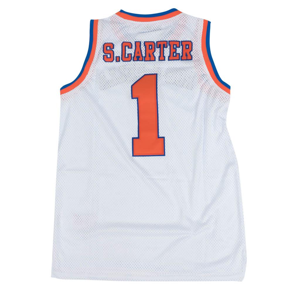 NBA ショーン・カーター JAY-Z ユニフォーム/ジャージ ロッカフェラ バスケットボール Headgear Classics ホワイト