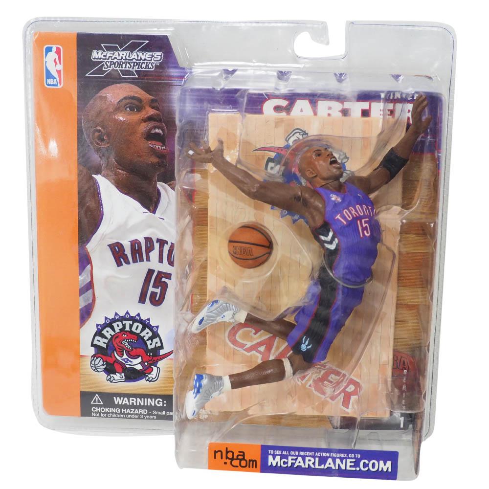NBA ヴィンス・カーター トロント・ラプターズ フィギュア Series 1 (Variant) フィギュア McFarlane ロード