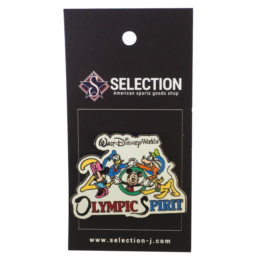USA ディズニー2000 シドニー Spirit Pin ピンズ ピンバッチ