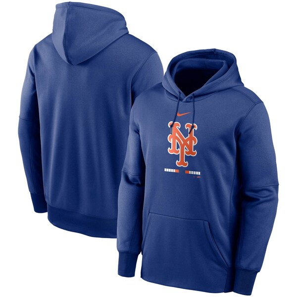 MLB ニューヨーク・メッツ パーカー/フーディー レガシー パフォーマンス ナイキ/Nike ロイヤル