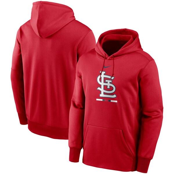 MLB セントルイス・カージナルス パーカー/フーディー レガシー パフォーマンス ナイキ/Nike レッド