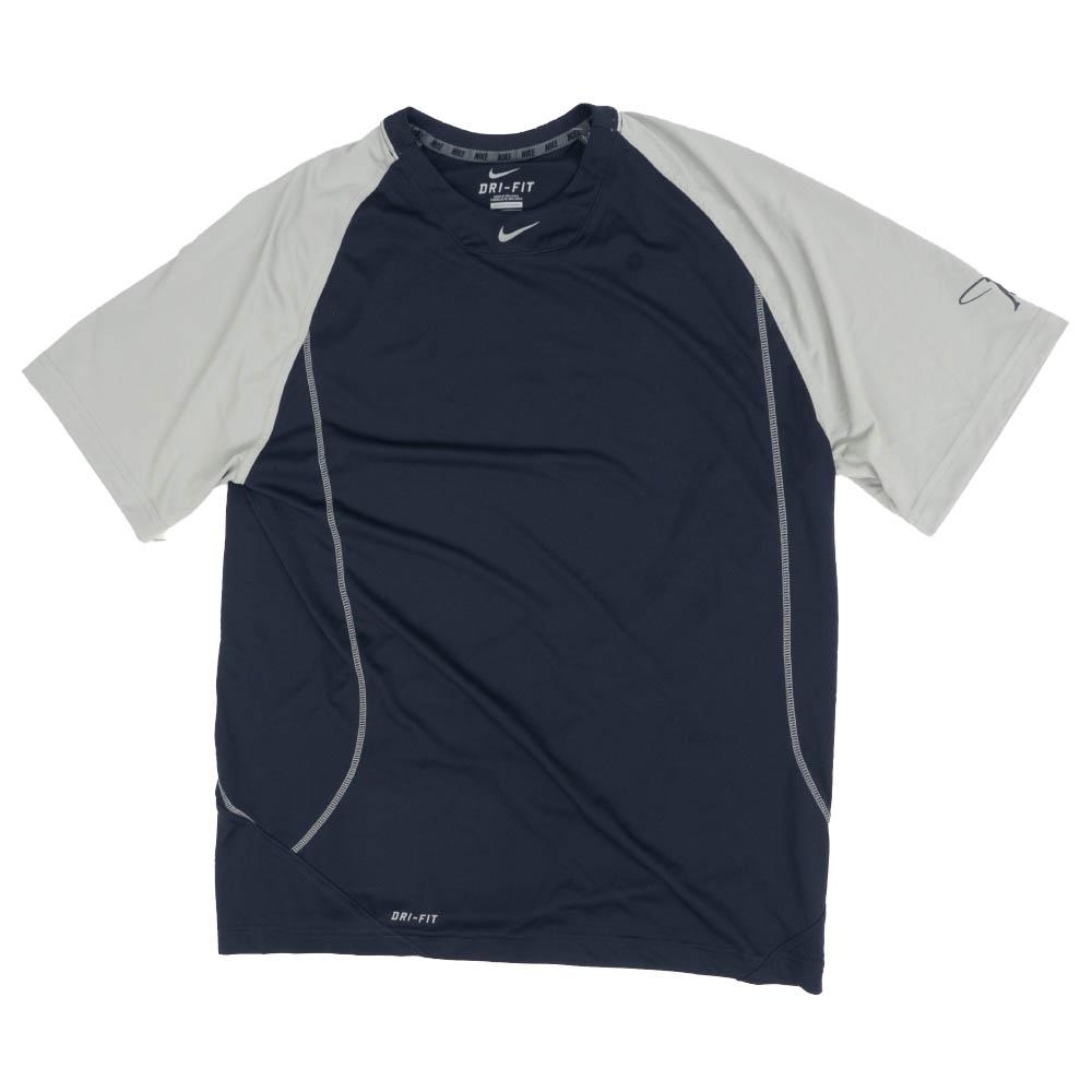 Nike GRIFFEY ケン・グリフィー・ジュニア Tシャツ スイングマン S/S トレーニング ネイビー/グレー 512550-475