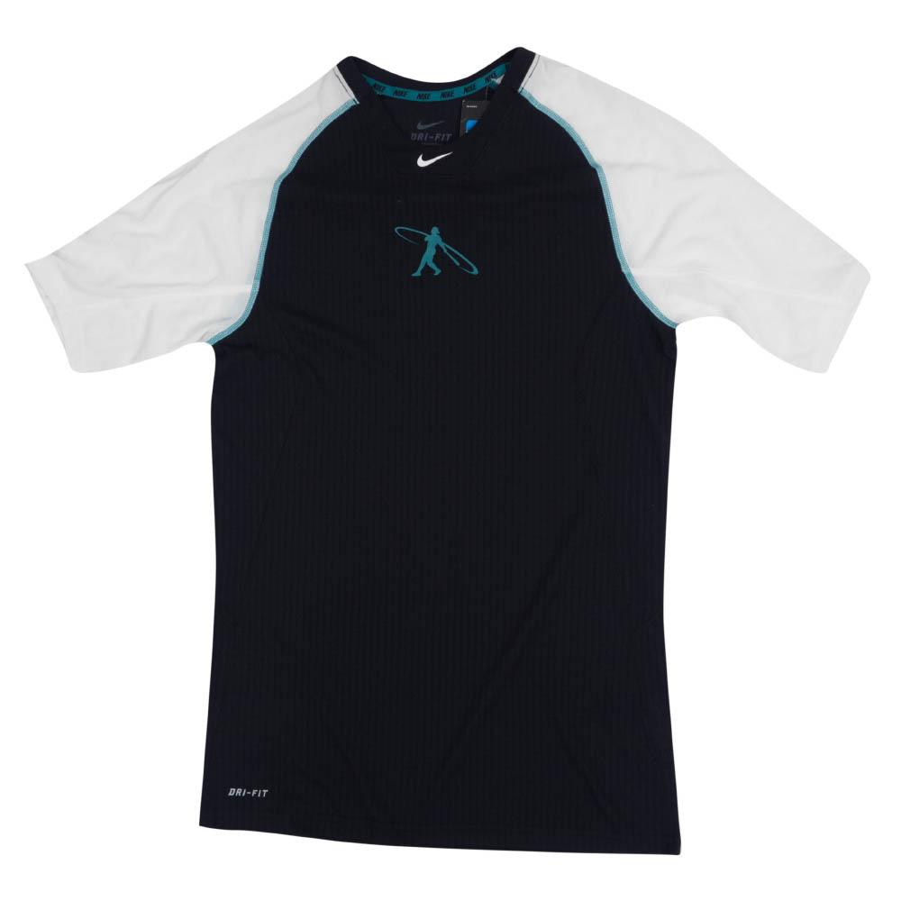Nike GRIFFEY ケン・グリフィー・ジュニア Tシャツ スイングマン プロ コンバット サーマライト トレーニング 506631-010