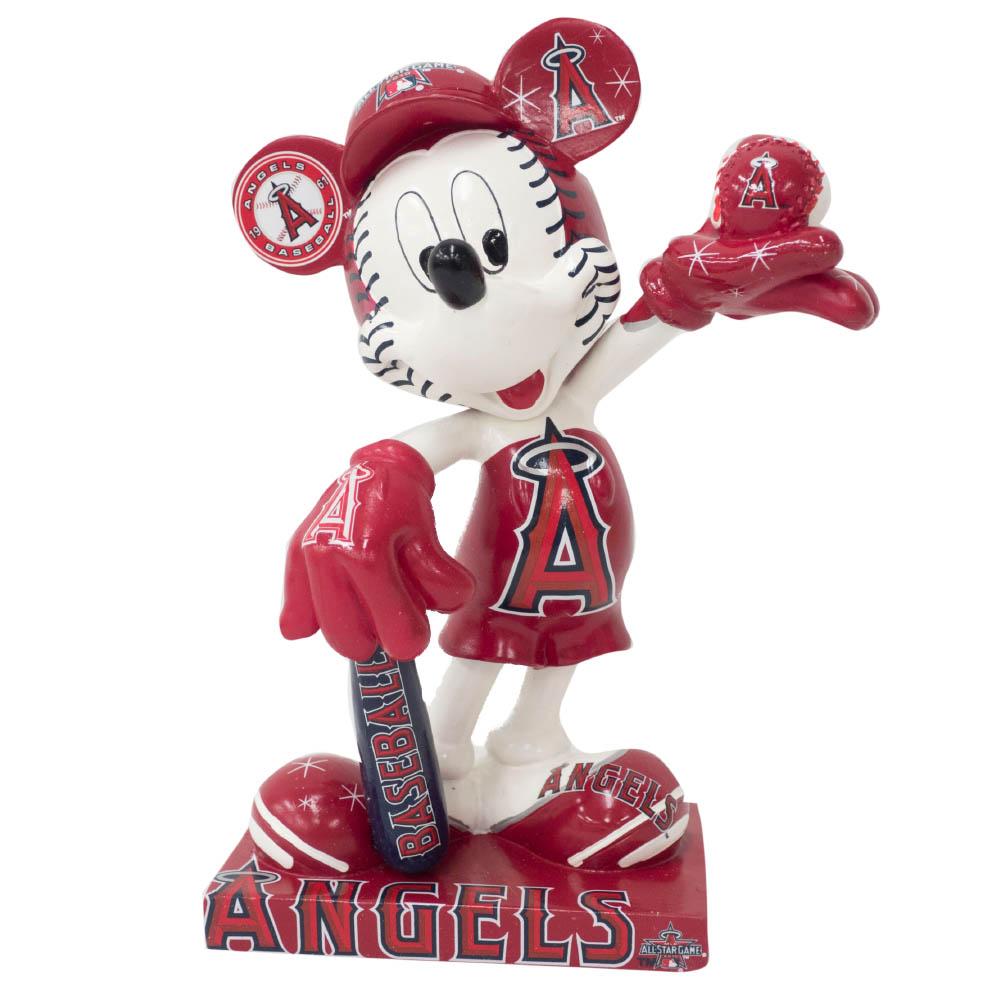 MLB アナハイム・エンゼルス フィギュア ASG 2010 ディズニー ミッキー ボブルヘッド Forever Collectibles