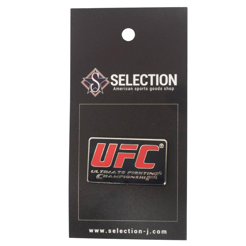 あす楽対応 世界最強の総合格闘技UFCピンバッジ UFC Ultimate Fighting お値打ち価格で Pin 卓抜 Logo Championship Promo