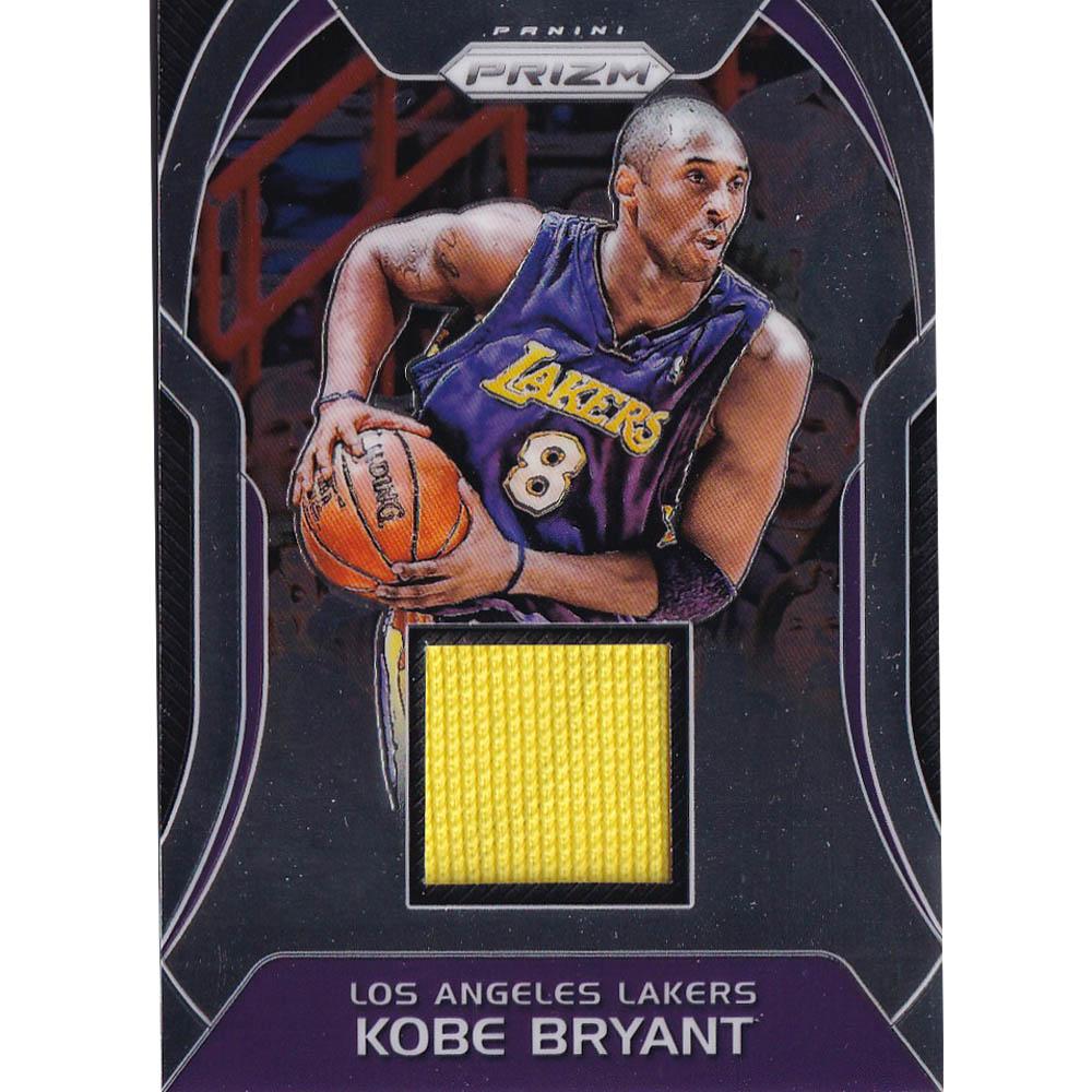 NBA コービー・ブライアント レイカーズ トレーディングカード/スポーツカード 2017 Kobe Jersey #SW-KB Panini