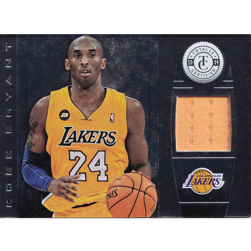 NBA コービー・ブライアント レイカーズ トレーディングカード/スポーツカード 2013 Kobe Jersey #48 Panini