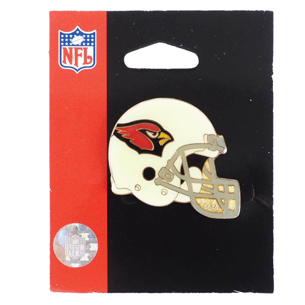 あす楽対応 早割クーポン 激レア NFLピンバッジ NFL カーディナルス 新作通販 Helmet Aminco Logo ピンバッチ Pin ピンズ
