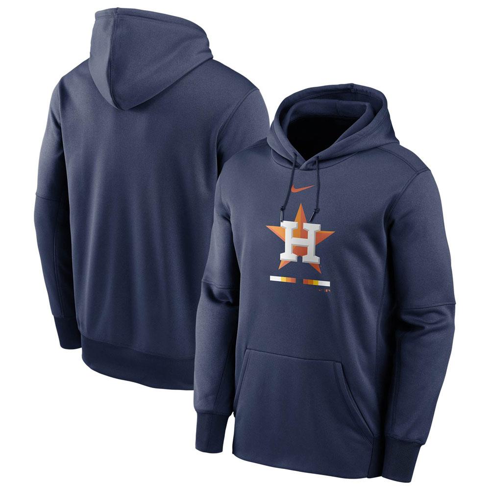MLB パーカー/フーディー ヒューストン・アストロズ レガシー サーマ パフォーマンス プルオーバー ナイキ/Nike ネイビー