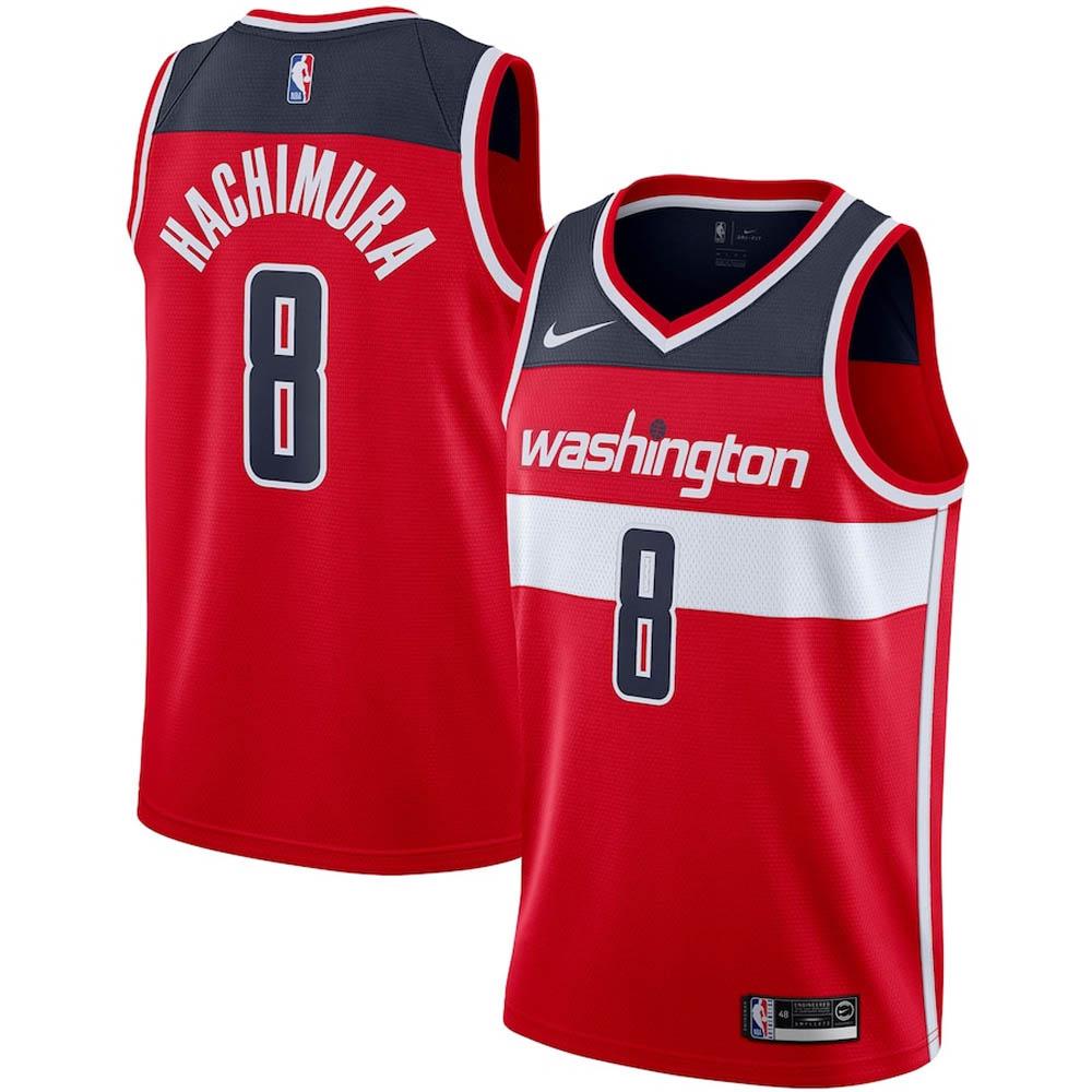 NBA 八村塁 ワシントン・ウィザーズ ユニフォーム/ジャージ スウィングマン ナイキ/Nike レッド