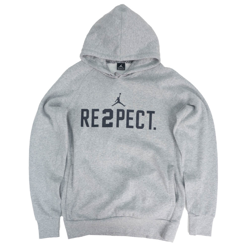 MLB デレク・ジーター パーカー/フーディー Jeter Re2pect Pullover Hoodie ナイキ/Nike グレー