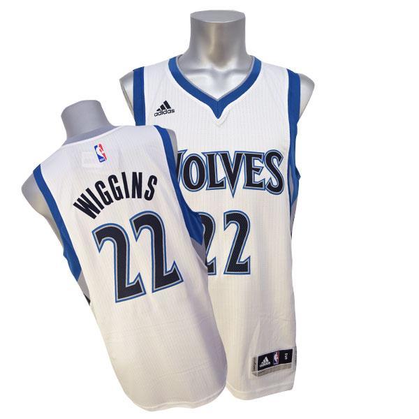 NBA ティンバーウルブズ アンドリュー・ウィギンズ ユニフォーム ホーム Adidas【セール】