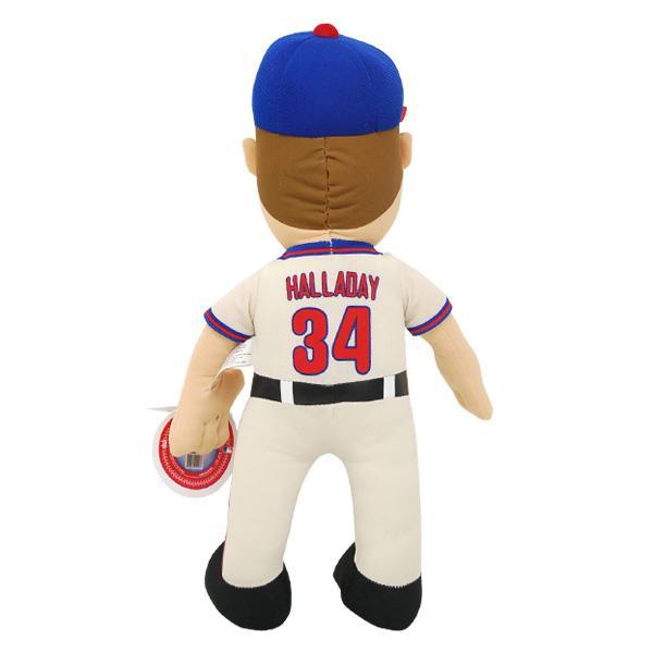 MLB Phillies Roy Halladay stuffed Inch Plush Doll