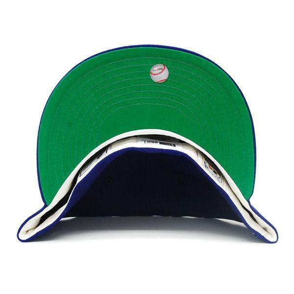 New Era MLB Brooklyn Dodgers Customized Authentic Throw Back Cap (1938-1957)