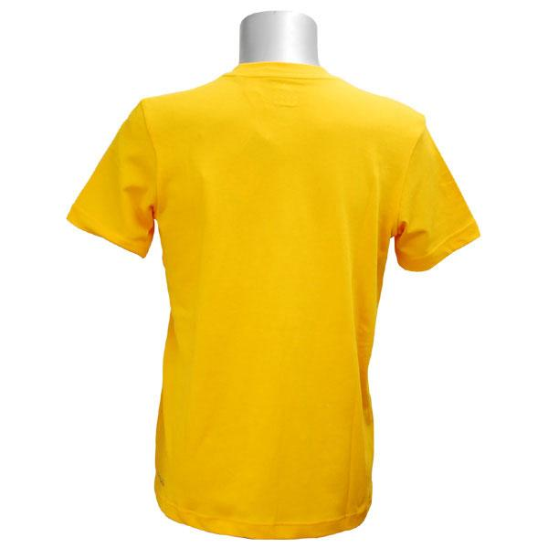 NBA Lakers T shirt yellow adidas Summer Run T shirt