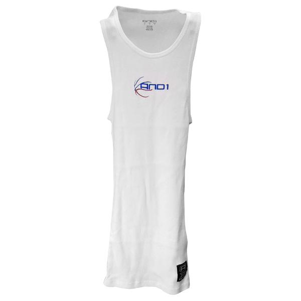 AND1 DAFAE tank top (white)