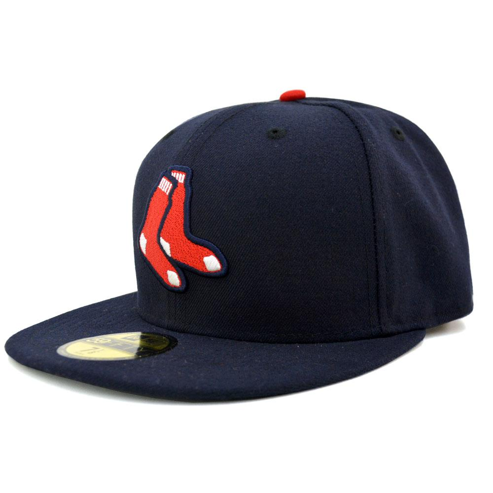 MLB Boston Red Sox Authentic Performance On-Field cap (オルタネート 2009) New Era