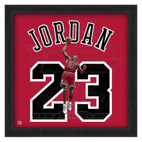 premium selection 7b914 e1eab NBA Bulls Michael Jordan photo file /Photo File UNIFRAME 20 x 20 Framed  Photographic