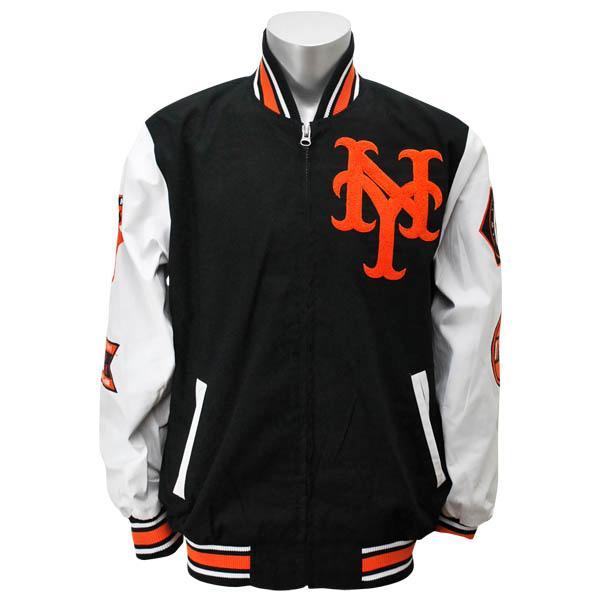 MLB ジャイアンツ ジャケット ブラック/ホワイト ジースリー/G-III Final Out Commemorative Full Zip ジャケット