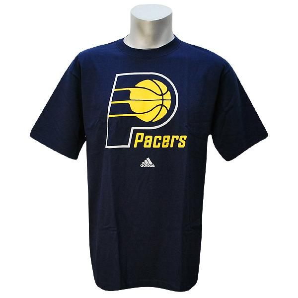 NBA Full Primary Logo Short Sleeve T-shirt Indiana Pacers (navy) Adidas