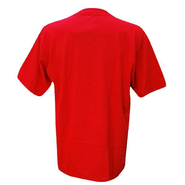NBA Full Primary Logo Short Sleeve T-shirt Portland Trail Blazers (red) Adidas