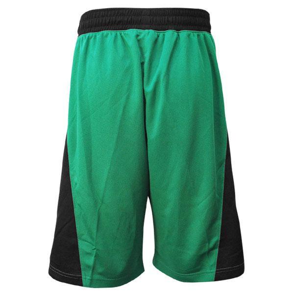 NBA Celtics shorts alternate Adidas Revolution Swingman shorts
