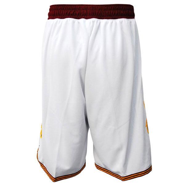 NBA Cavaliers shorts home adidas Revolution Swingman shorts