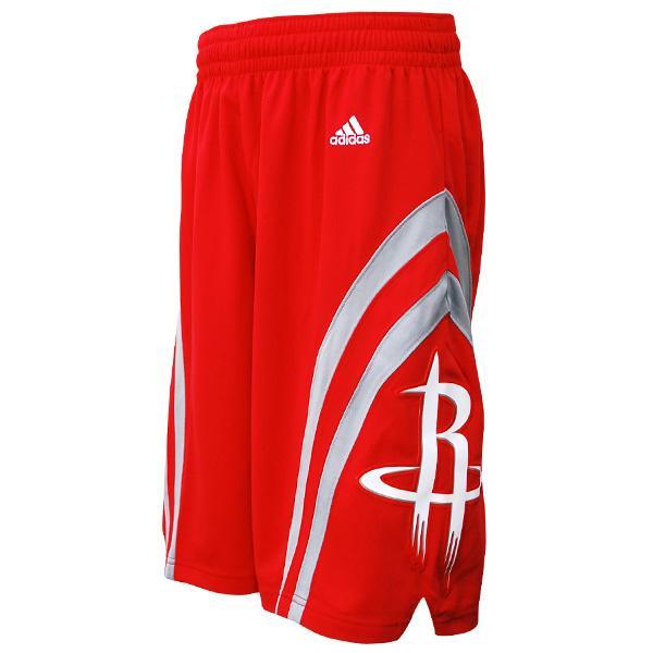 NBA rockets shorts road adidas Revolution Swingman shorts