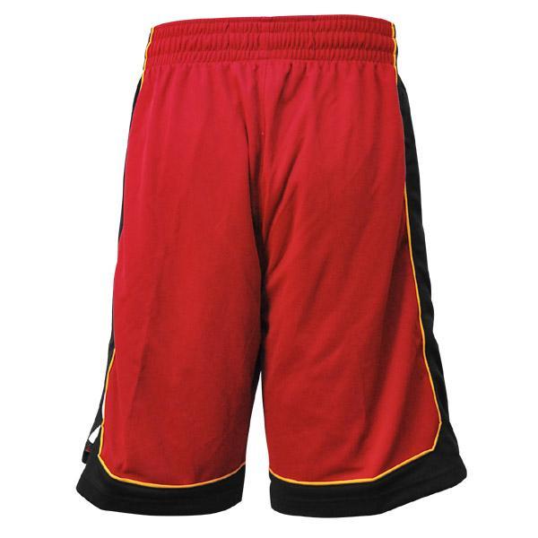 NBA heat shorts alternate Adidas Revolution Swingman shorts
