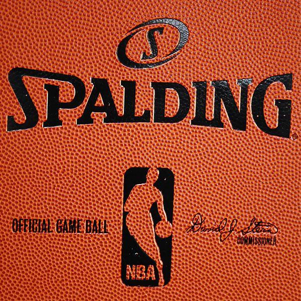 NBA binder A5 size (orange) SPALDING