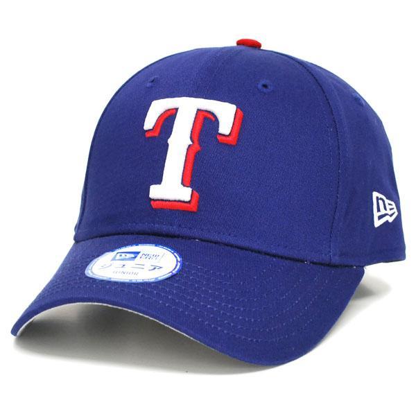 MLB Texas Rangers Twill Cotton cap (youth use) New Era