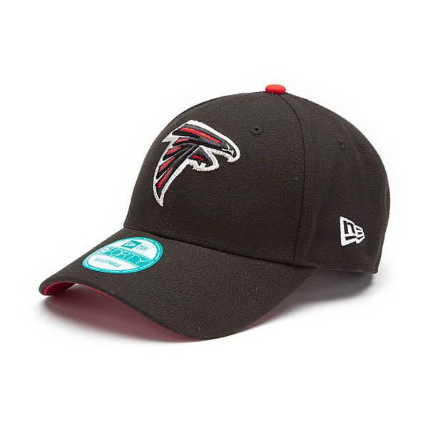 5e7cd392 NFL Falcons Cap / Hat new era First Down 9FORTY Structured Adjustable Cap