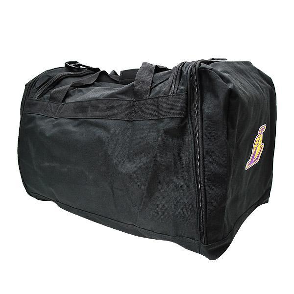 Los Angeles Lakers NBA NEW duffel bag (black)