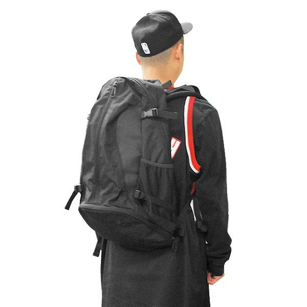 NBA rucksack / backpack black / black Spalding /SPALDING CAGER BACK PACK