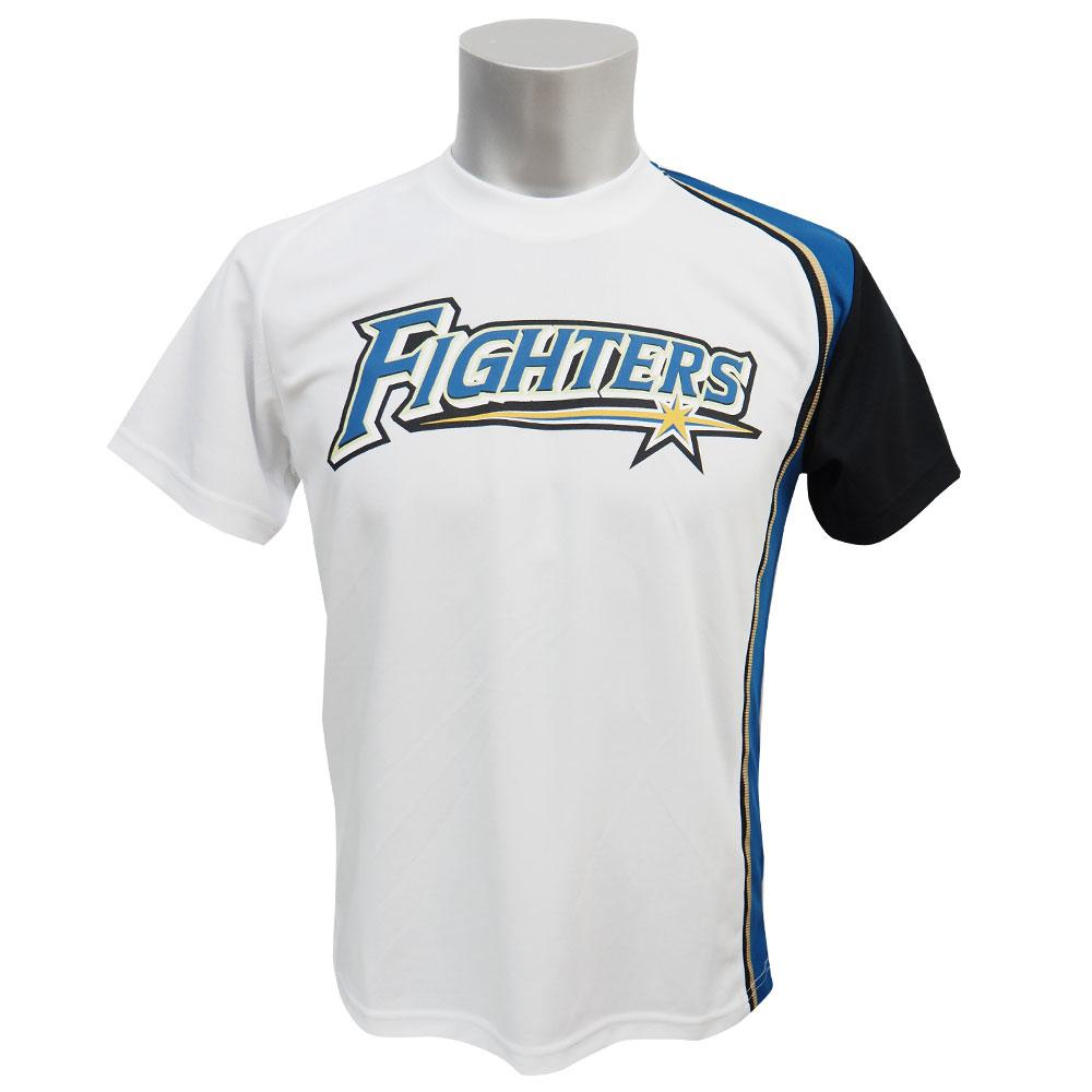 MLB NBA NFL Goods Shop  Hokkaido Japan ham fighters players tee ... fae2a2d5d