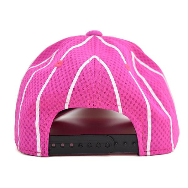 Hanshin Tigers Cap / Hat shocking pink / white Mizuno /Mizuno (color CAP)