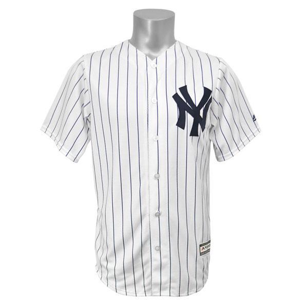 【リニューアル記念メガセール】MLB ヤンキース ユニフォーム ホーム Majestic