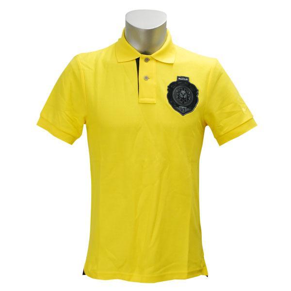 ナイキ レブロン/NIKE LEBRON ポロシャツ ツアーイエロー/アンスラサイト Lebron Crest Grand Slam Polo