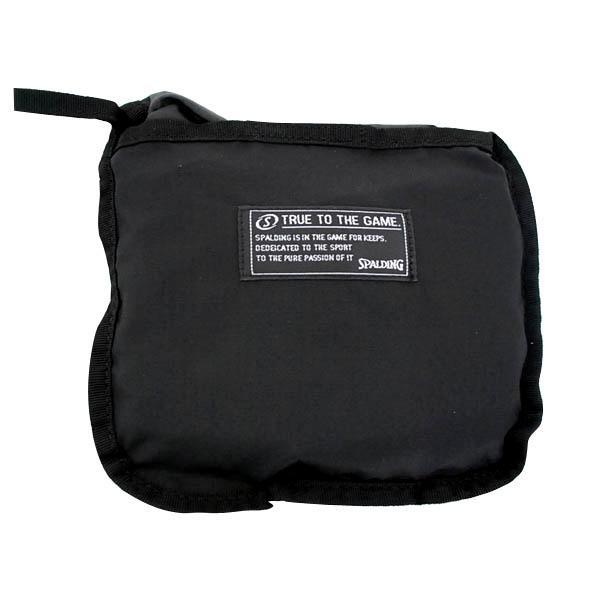 Spalding /SPALDING shoulder bag black (BALLER SHOULDER)