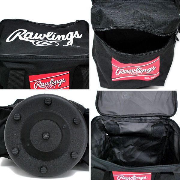 Rawlings MLB Baseball Bucket Ball bag