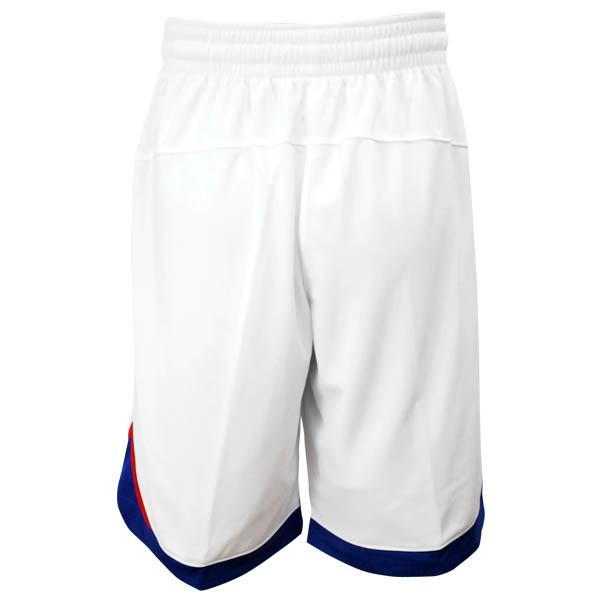 NBA 76ers shorts home Adidas Revolution Swingman shorts