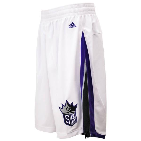 NBA Kings shorts home adidas Revolution Swingman shorts