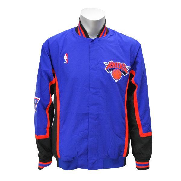 NBA ニックス ジャケット 1992-93 ミッチェル&ネス Authentic Warm Up ジャケット【1811MNセール】