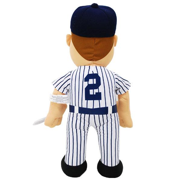 14-Inch Plush Doll including the MLB Yankees Derek Jeter sewing