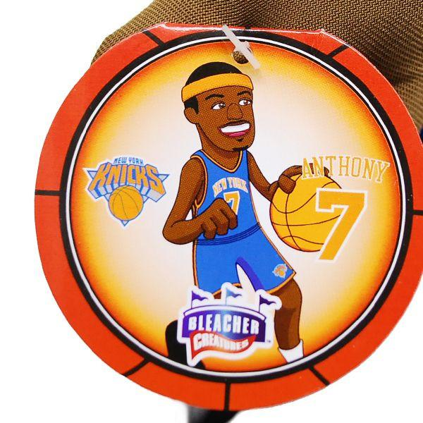 And the NBA Knicks Denver Nuggets Carmelo Anthony stuffed Inch Plush Doll