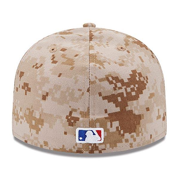 New Era MLB Chicago Cubs Authentic USMC 59FIFTY On-Field caps (games)